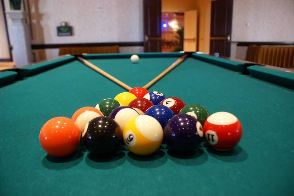 TRUSTMOVE Transport Pool Table Relocation Service - How to transport a pool table